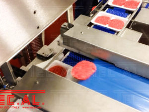 AUTOMATIC FILLER FOR HAMBURGER